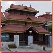 Guruvayoor Temples of South India